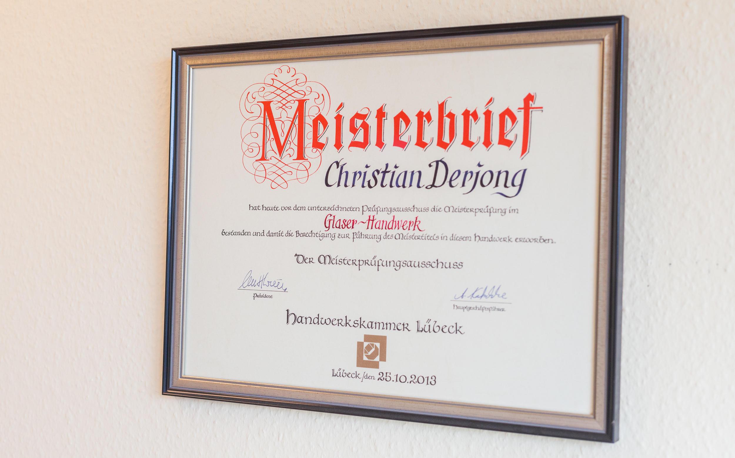 Bild der dj glas & metallbau GmbH