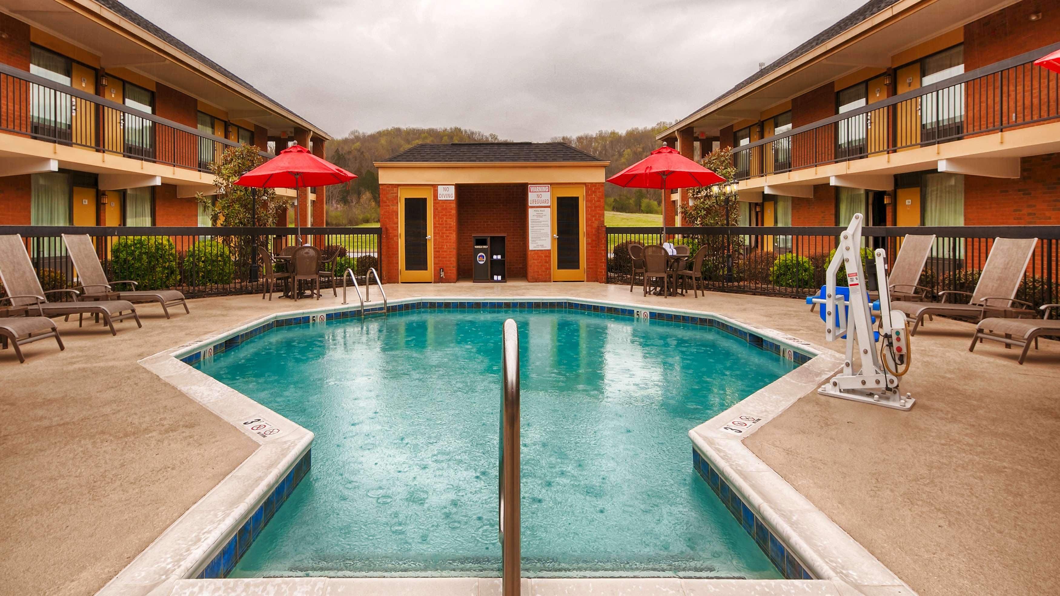 Best Western Fayetteville Inn image 8