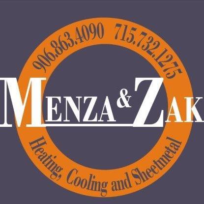 Menza & Zak Heating, Cooling and Sheet Metal