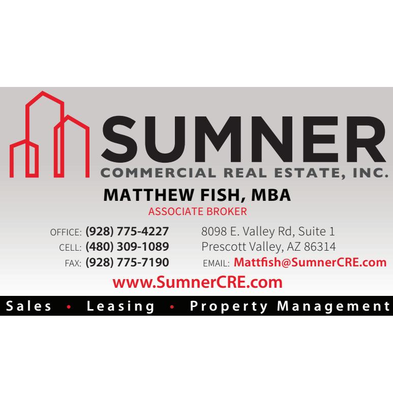 Commercial Real Estate Broker Matthew Fish
