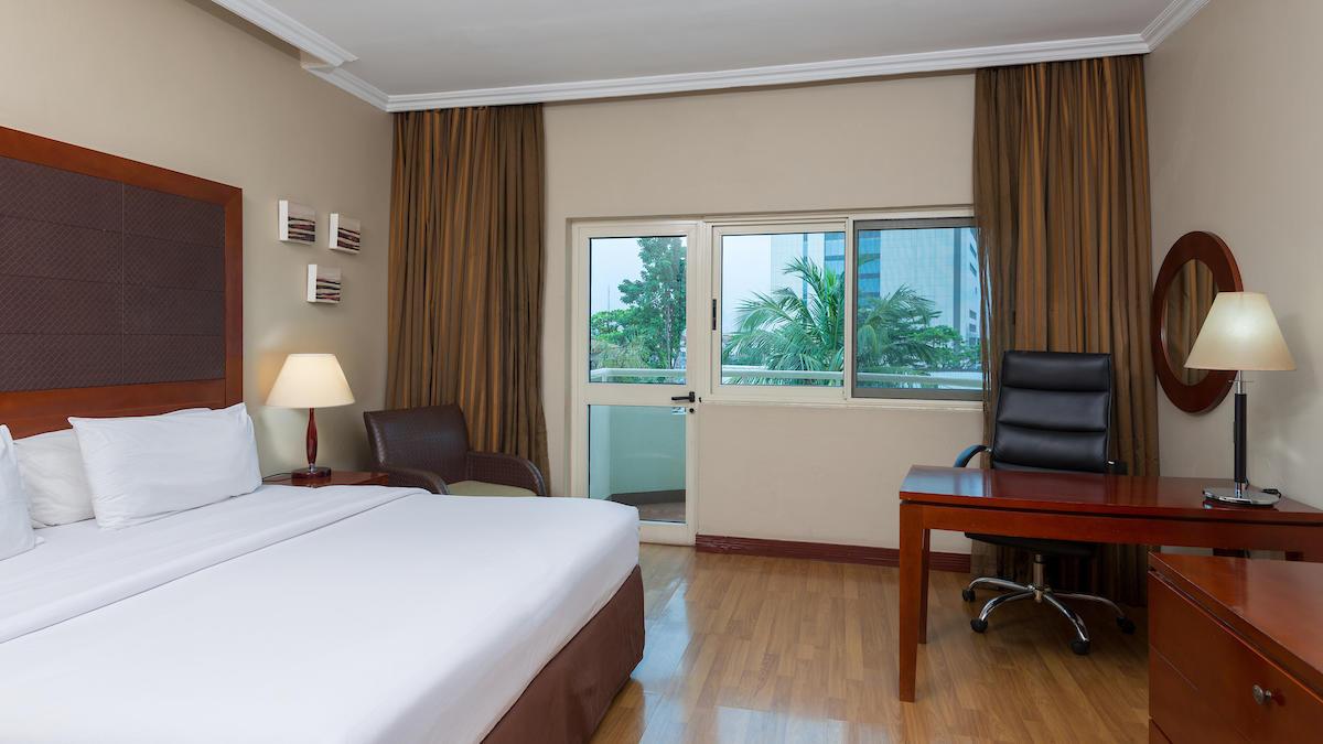 Park Inn by Radisson Serviced Apartments Lagos Victoria Island