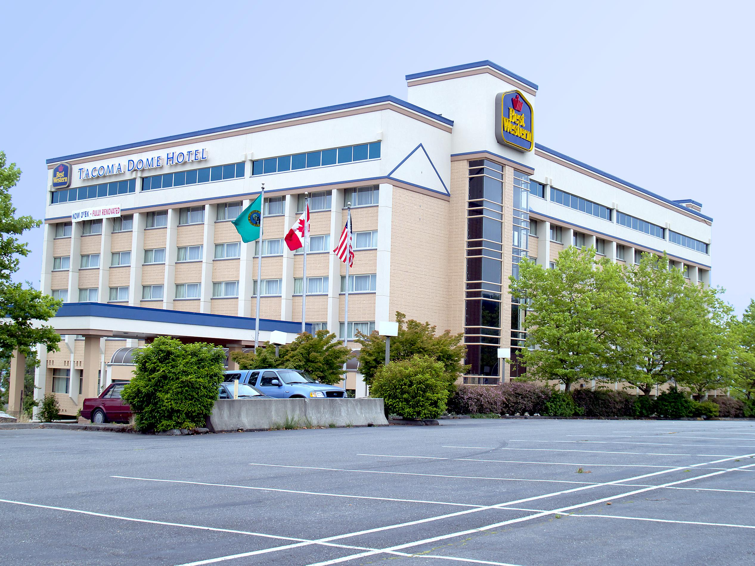 Best Western Hotels In Tacoma Wa