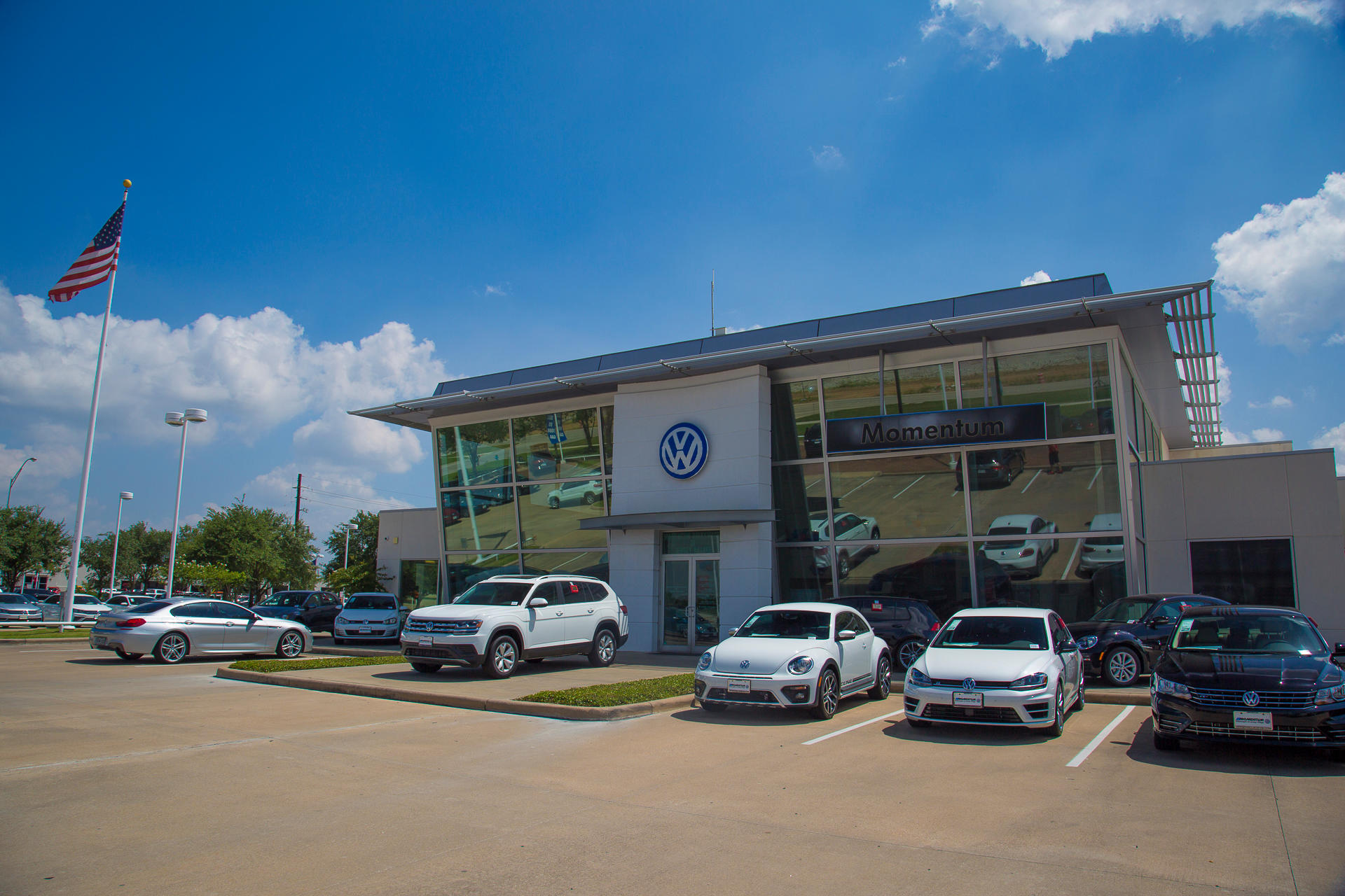 Momentum Volkswagen of Clear Lake image 0
