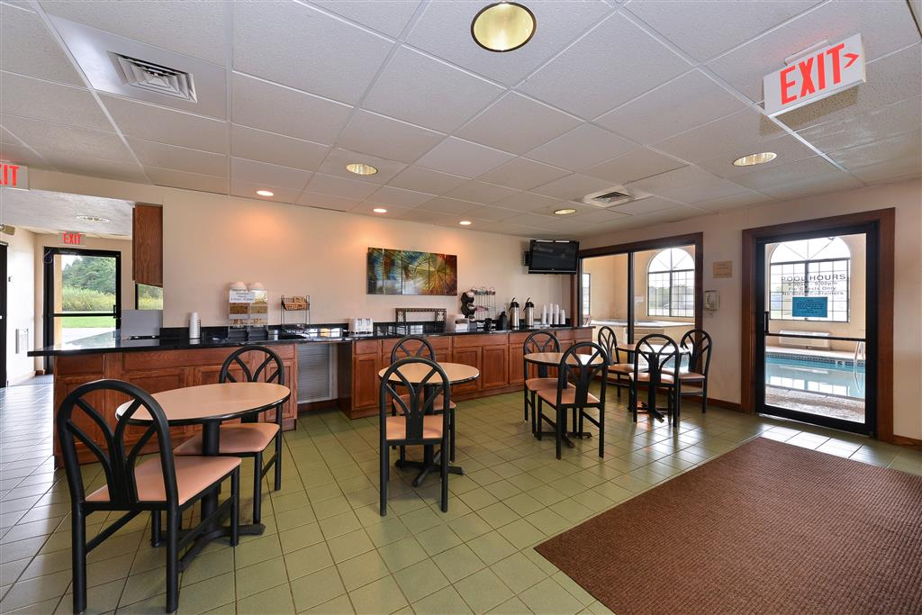 Americas Best Value Inn & Suites Mount Vernon image 18