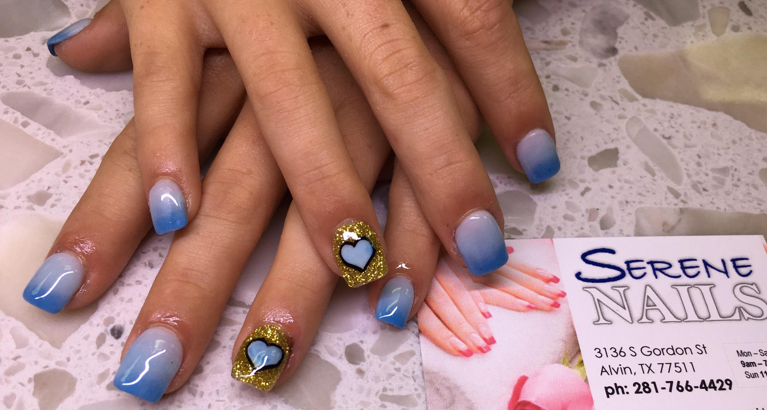 Serene Nails image 73