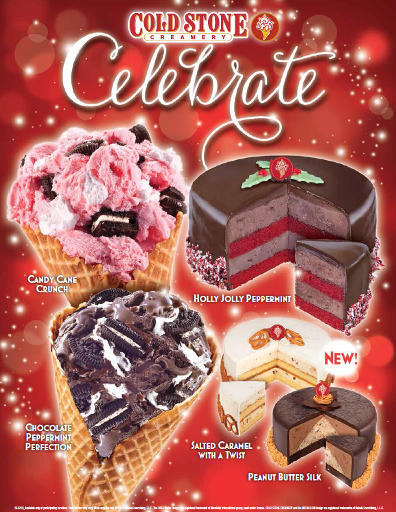 Cold stone coupon code cake