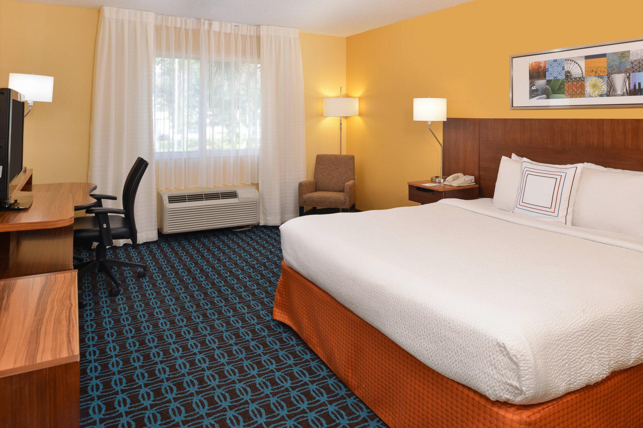Fairfield Inn & Suites by Marriott Jacksonville Orange Park