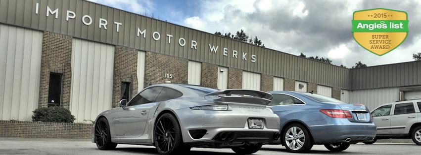 Import Motor Werks image 1
