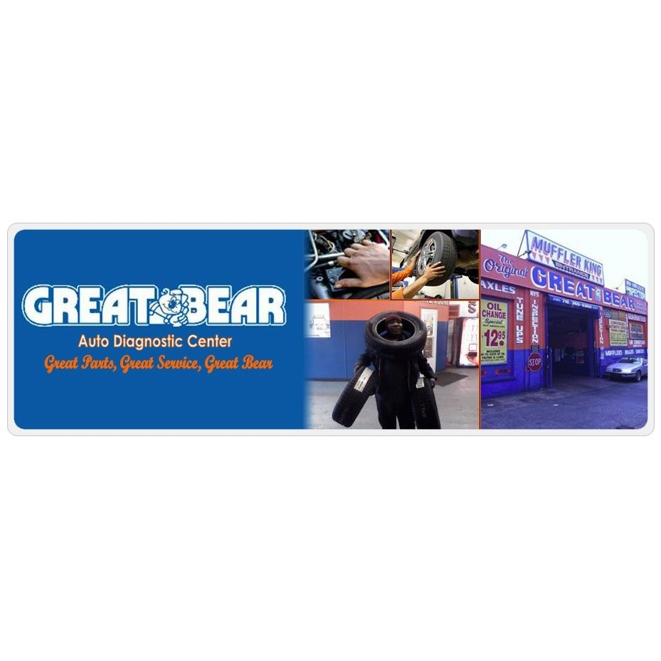 Great Bear Auto Center - Bronx, NY - General Auto Repair & Service