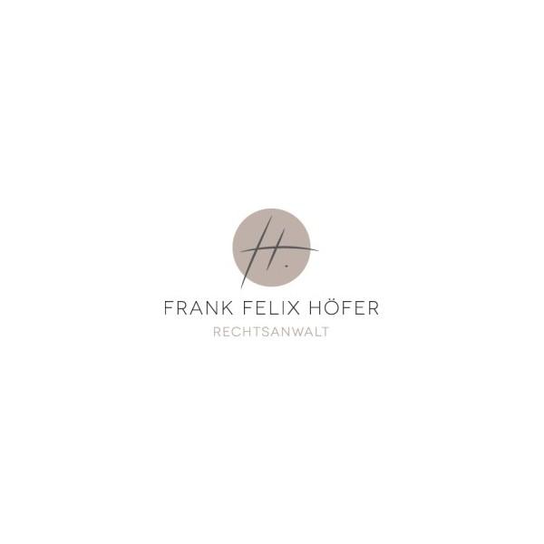 Frank Felix Höfer Rechtsanwalt. Fachanwalt für Erbrecht
