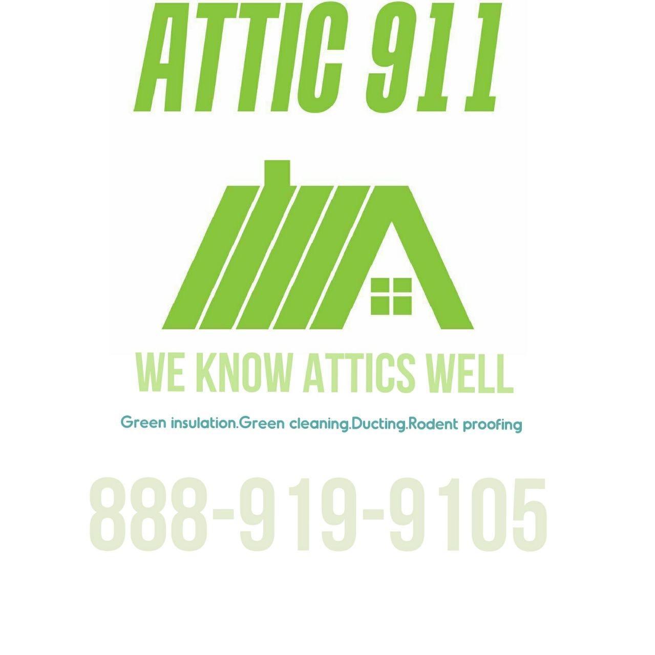 attic 911 service
