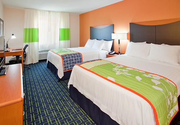 Fairfield Inn & Suites by Marriott Houston I-45 North image 17