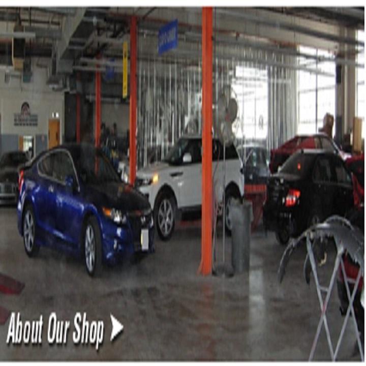 Hi Tech Auto Body At 229 S Van Brunt St Englewood Nj On Fave