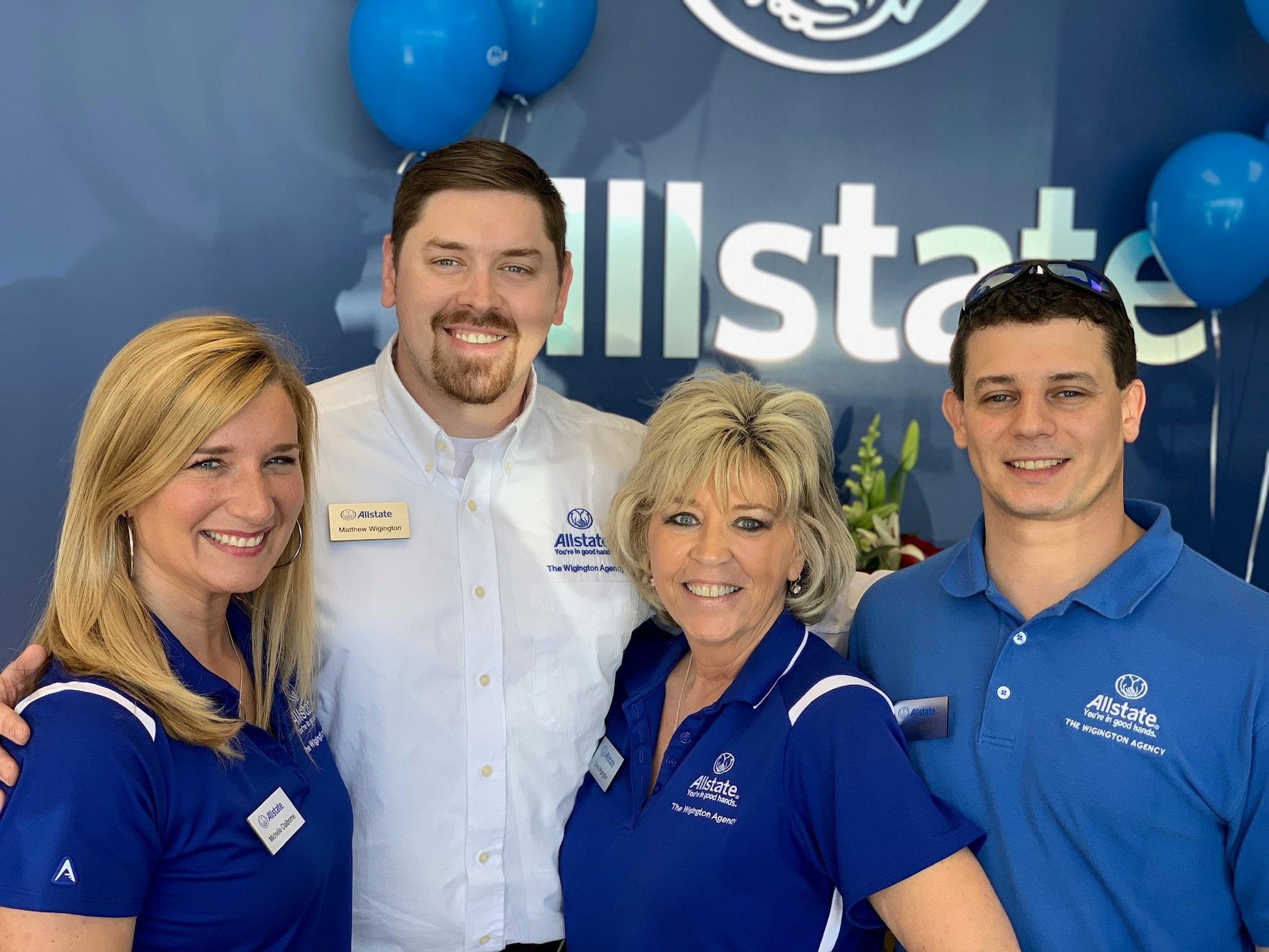 Allstate Insurance Agent: Matthew Wigington image 8