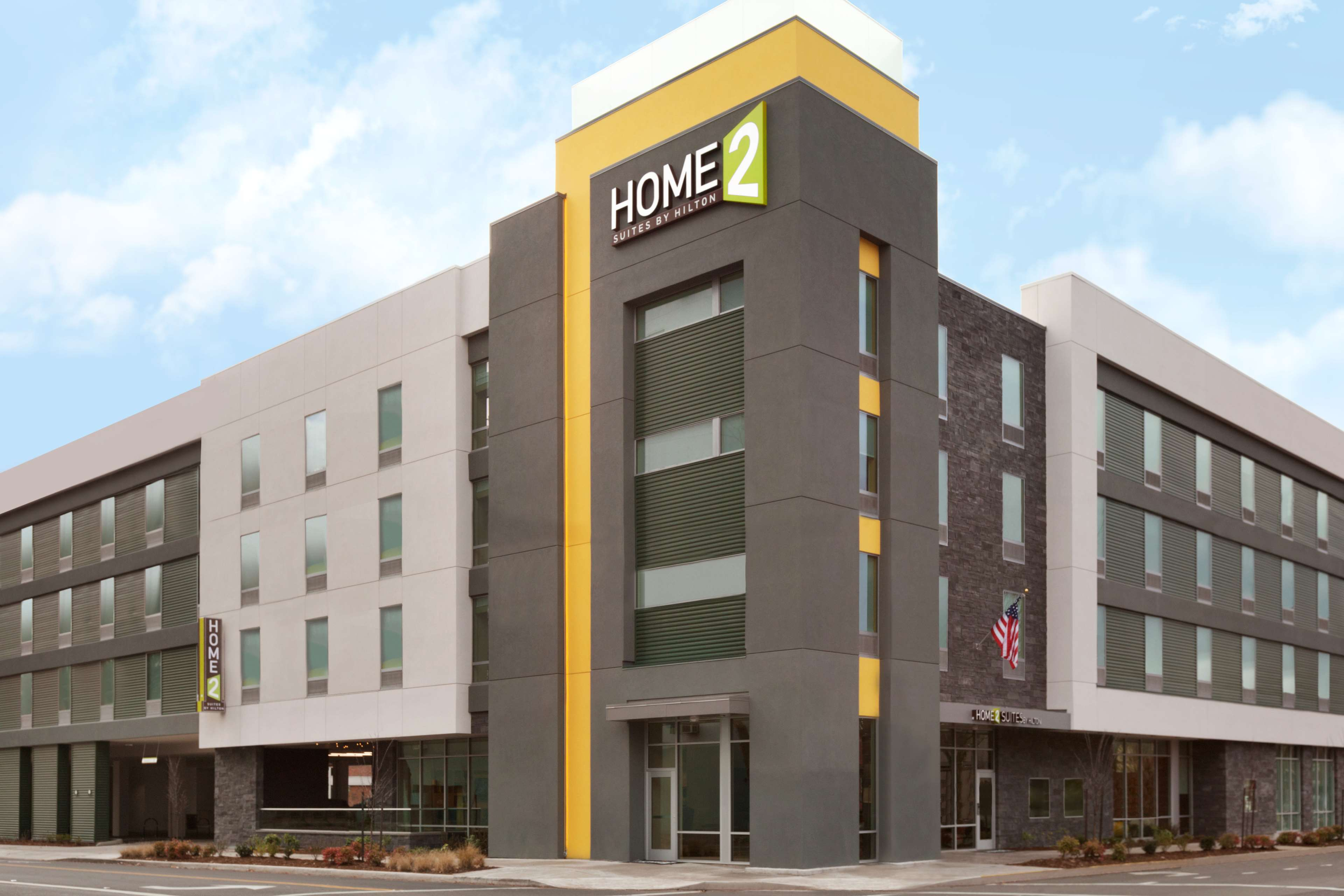 Home2 Suites by Hilton Eugene Downtown University Area image 0