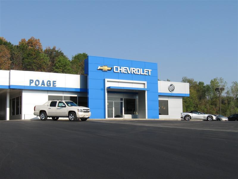 Poage Chevy Buick image 0
