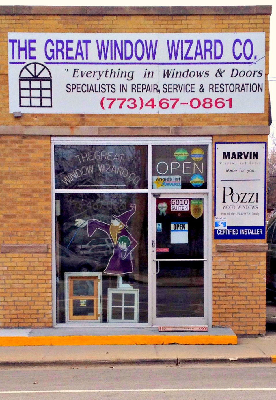 The Great Window Wizard Co. image 0