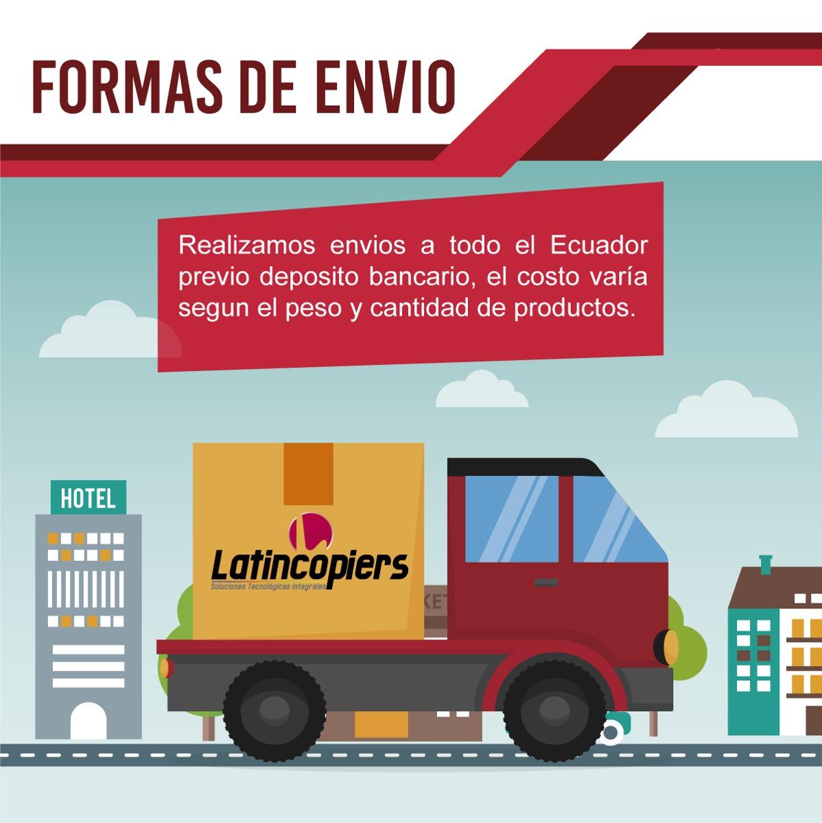 Latincopiers Cía. Ltda. | Copiadoras RICOH a la Venta
