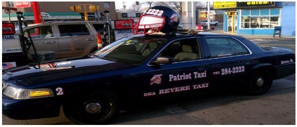 Patriot Taxi image 2