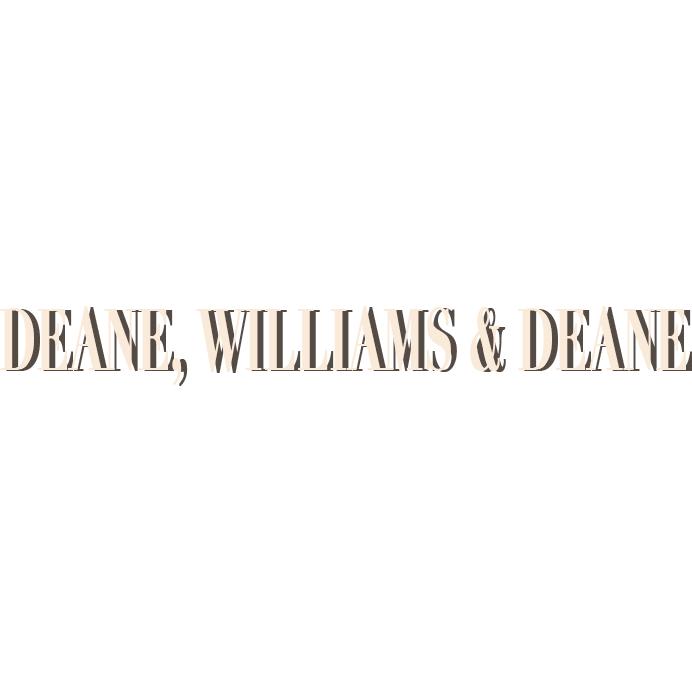 Deane, Williams and Deane