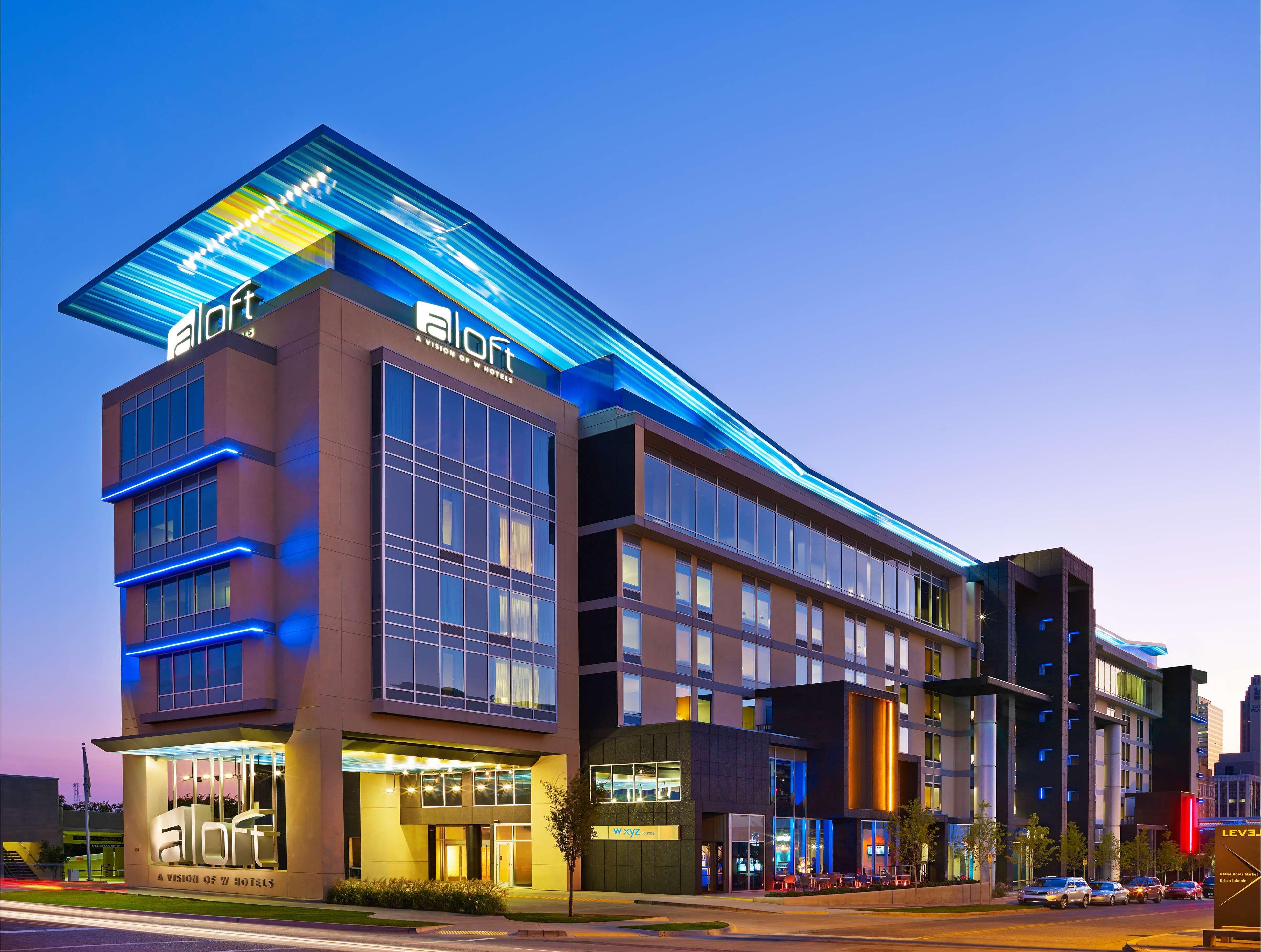 Aloft Oklahoma City Downtown - Bricktown image 0