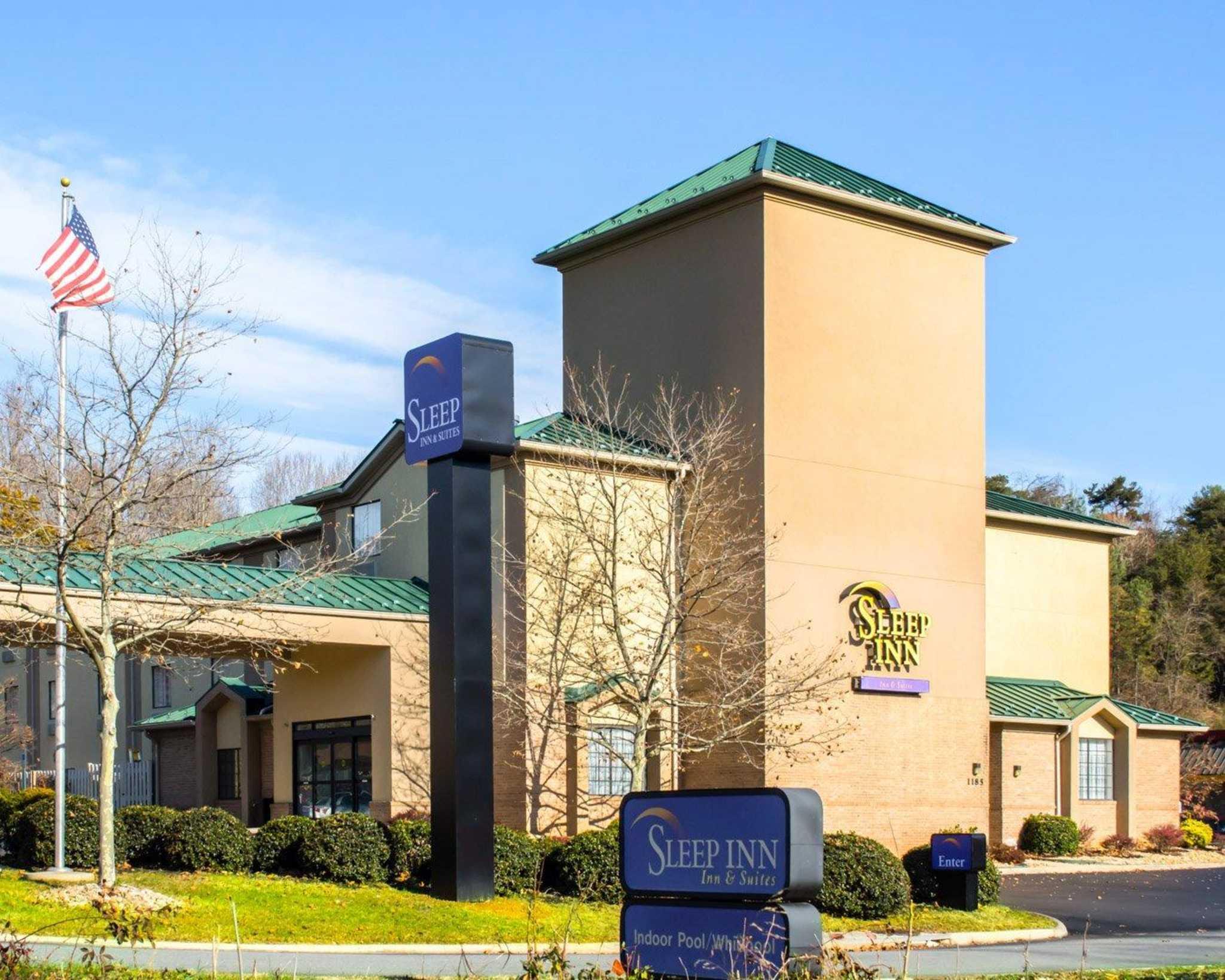Charlottesville Motels Hotels
