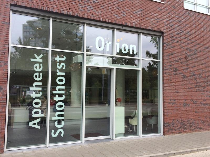 Apotheek openingstijden apotheek meridiaan for Koopavond amersfoort