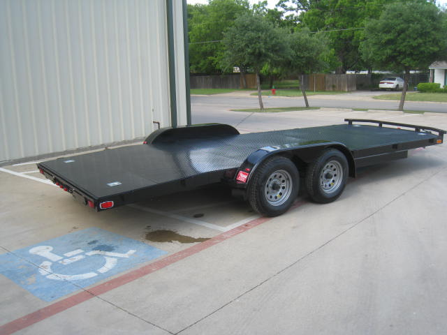Texas Trailer Man image 1
