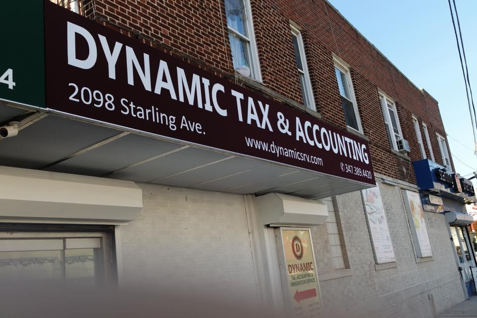 Dynamic Tax & Accounting services
