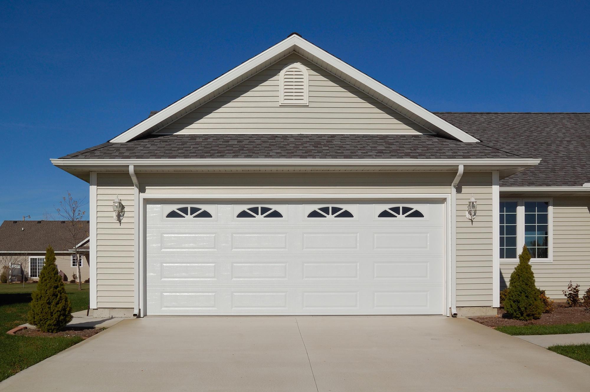 B.A. Garage Doors