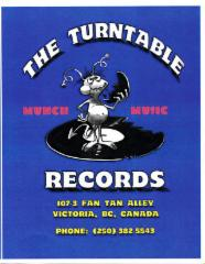 Turntable Records in Victoria