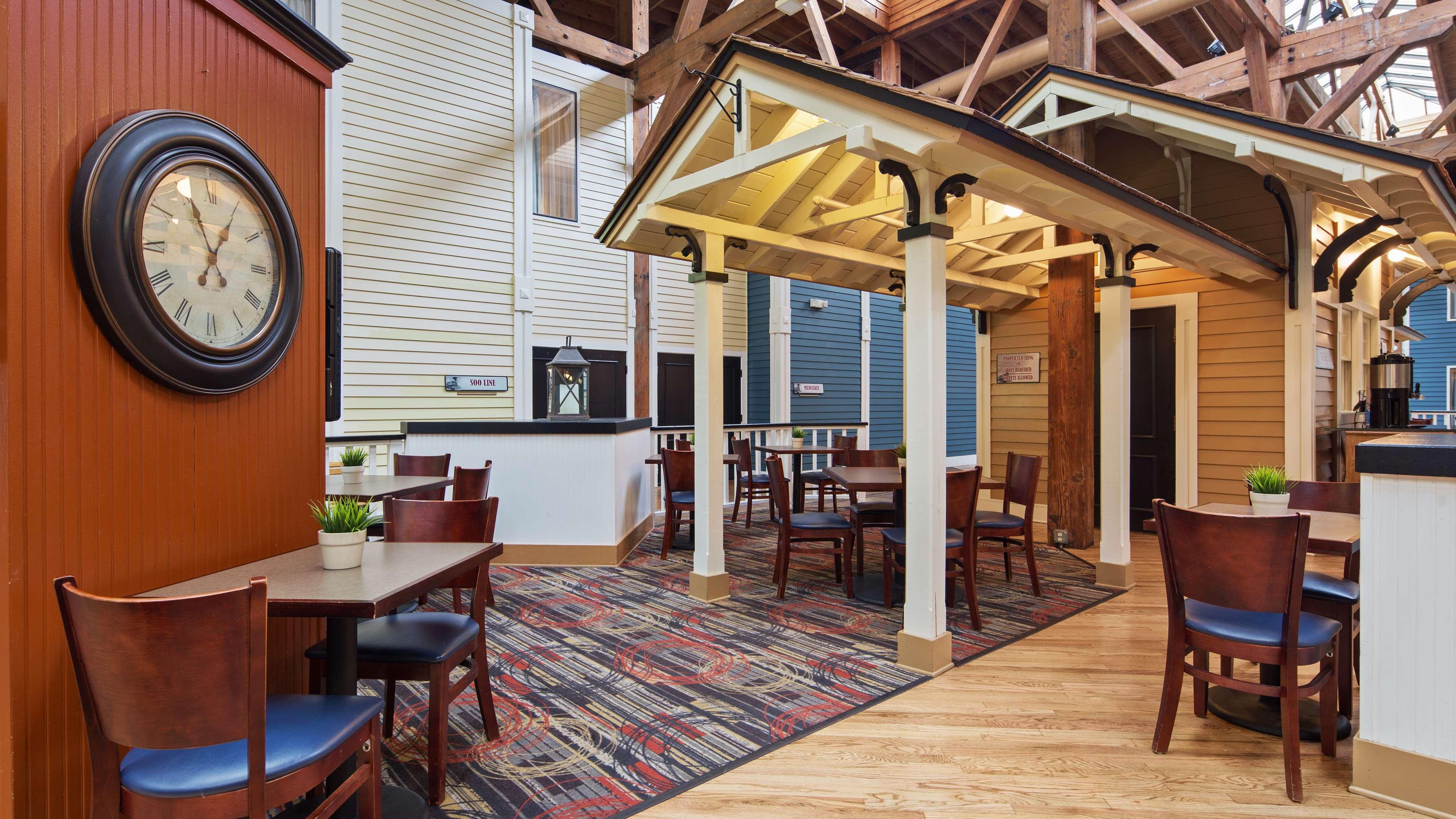 Best Western Plus Como Park Hotel image 29