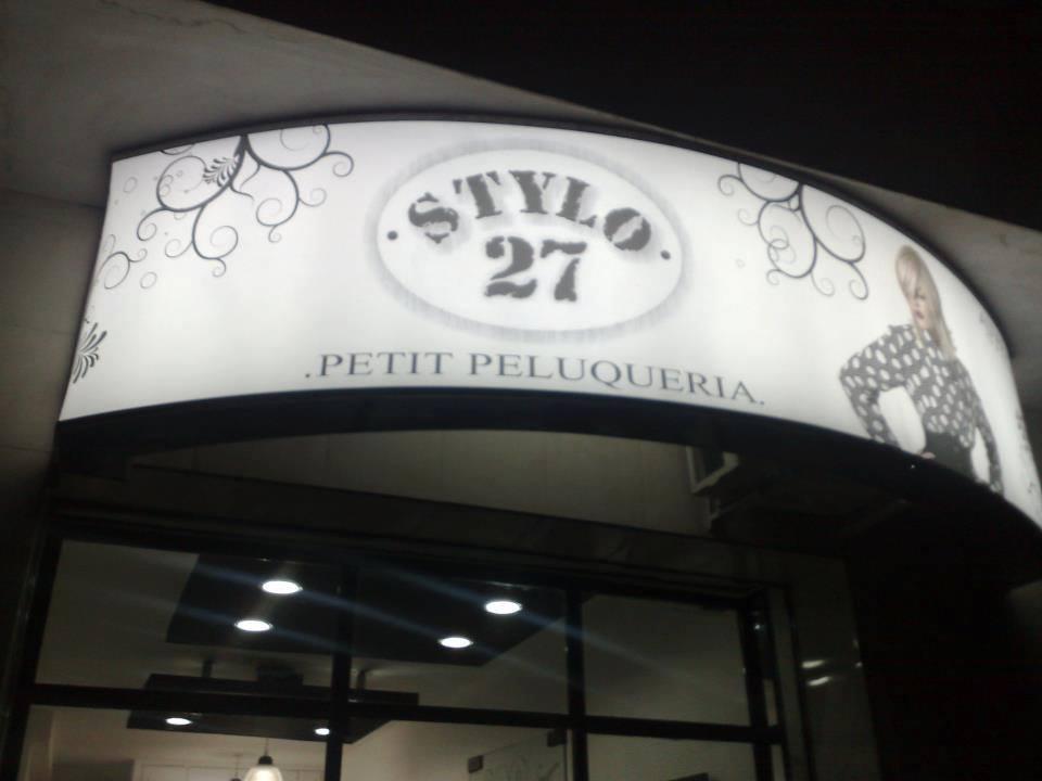STYLO 27 - PETIT PELUQUERIA