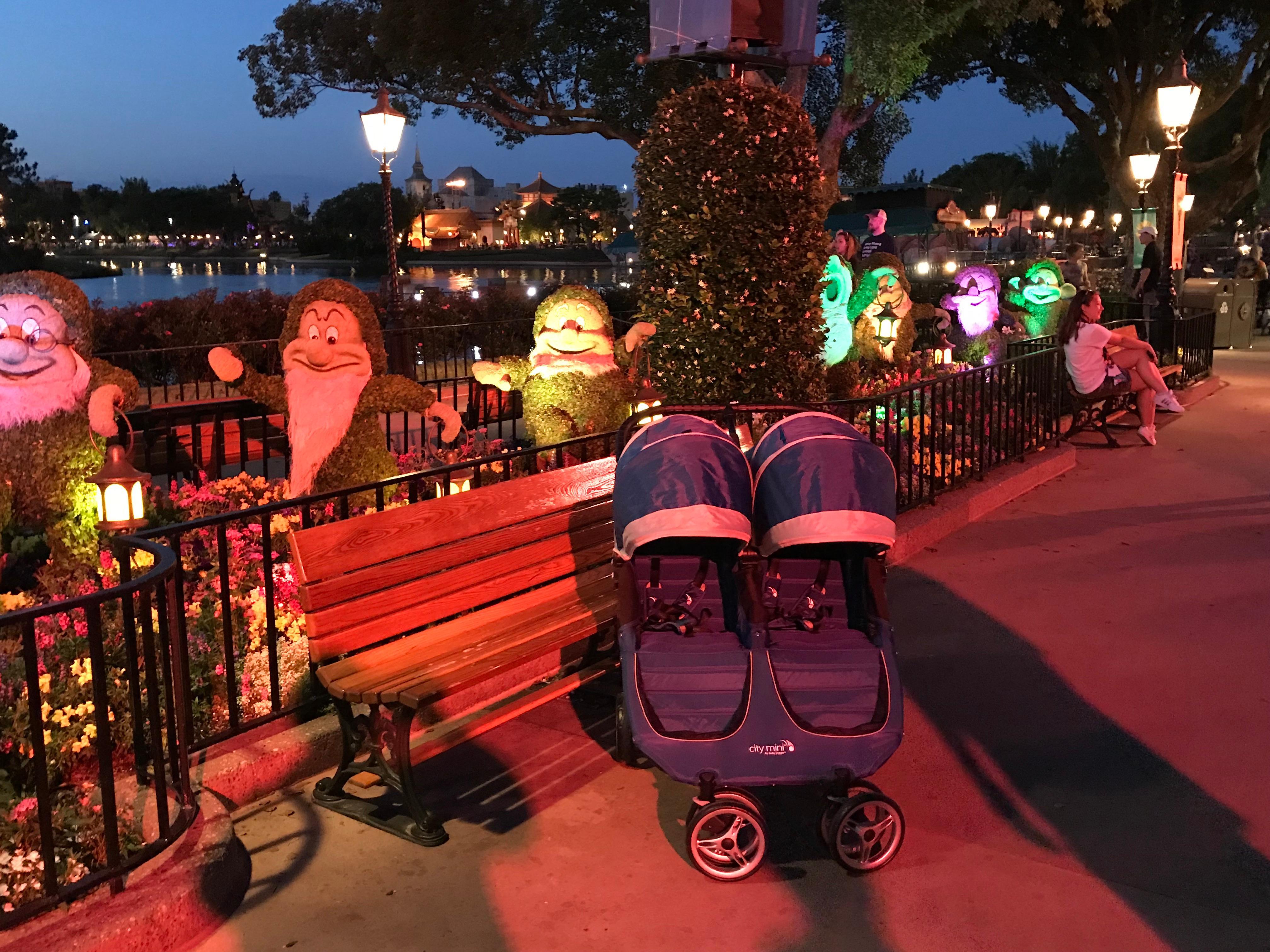 Stroller Rentals Disney image 48