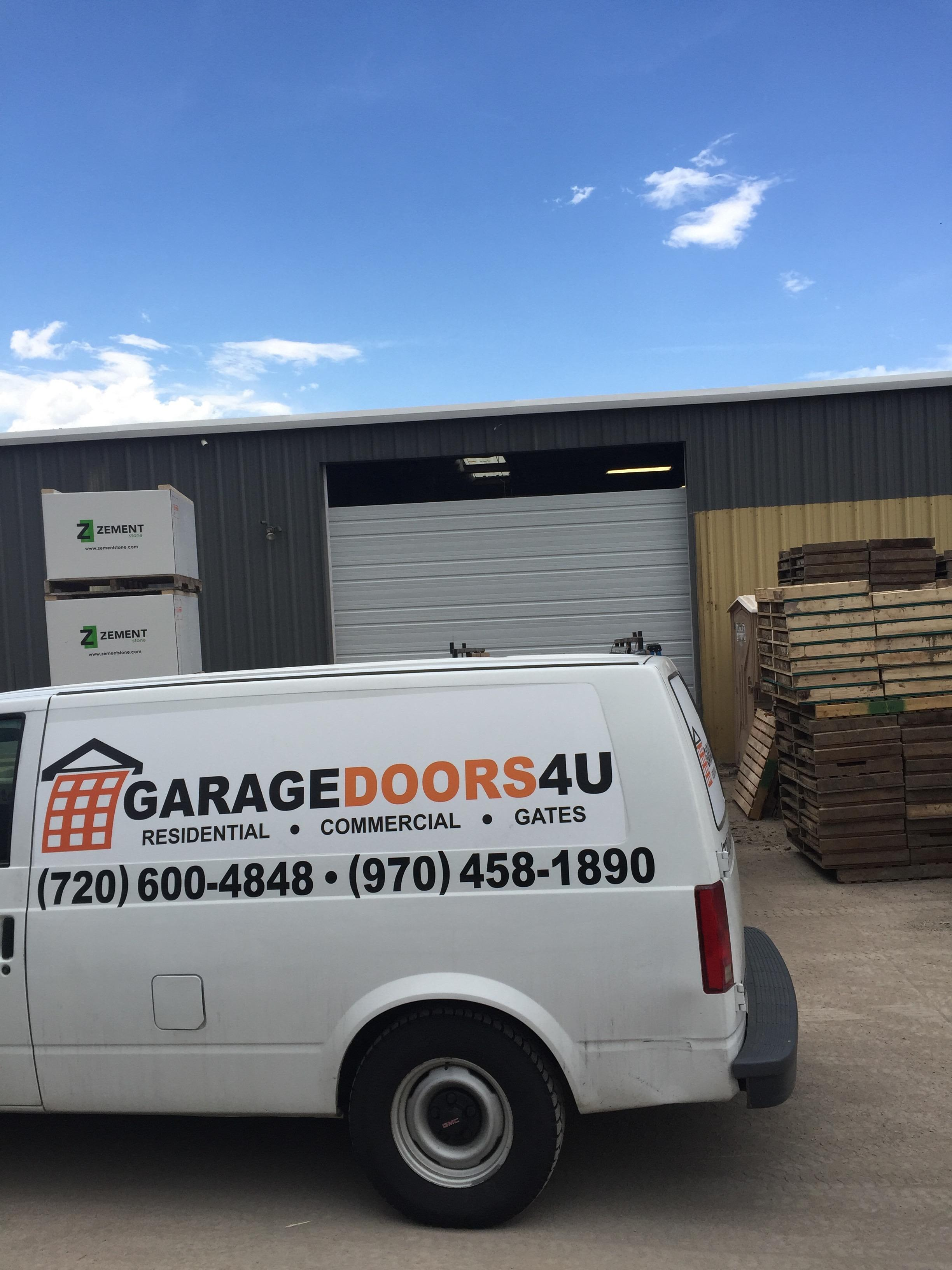 Garage Doors 4 U image 0