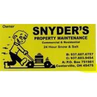 Snyder's Property Maintenance