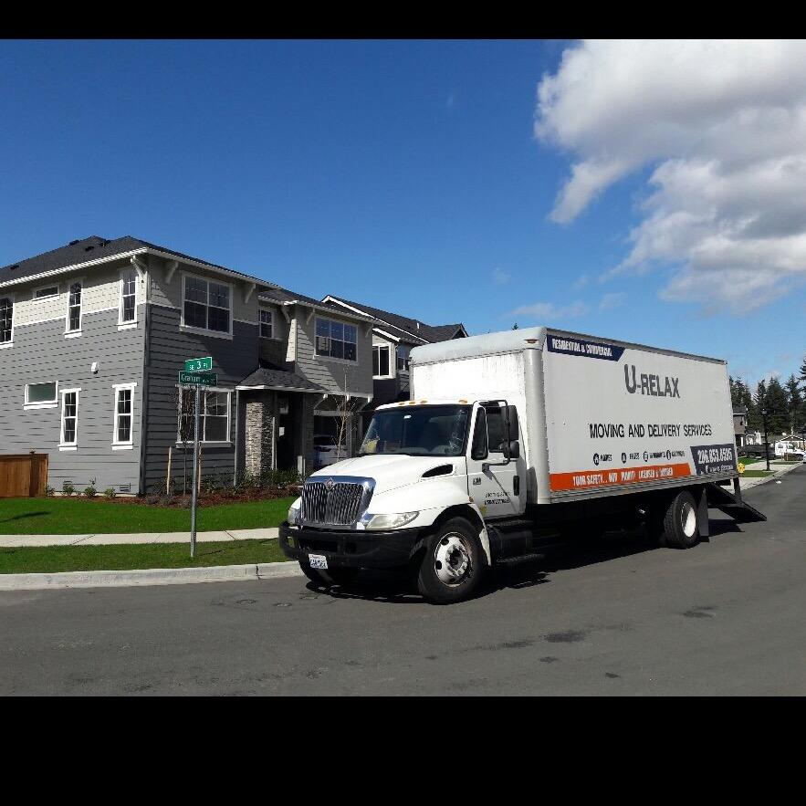 U-Relax Moving and Delivery Services