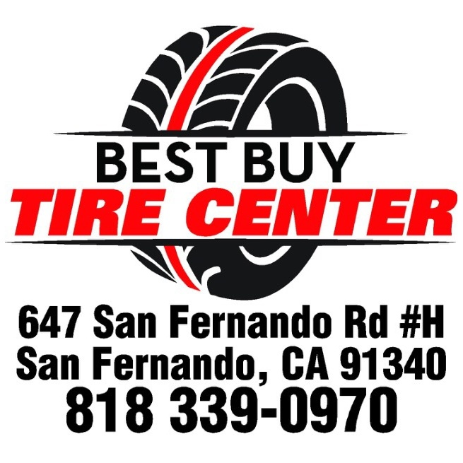 Best Buy Tire Center - ad image