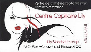 Centre Capillaire Lily