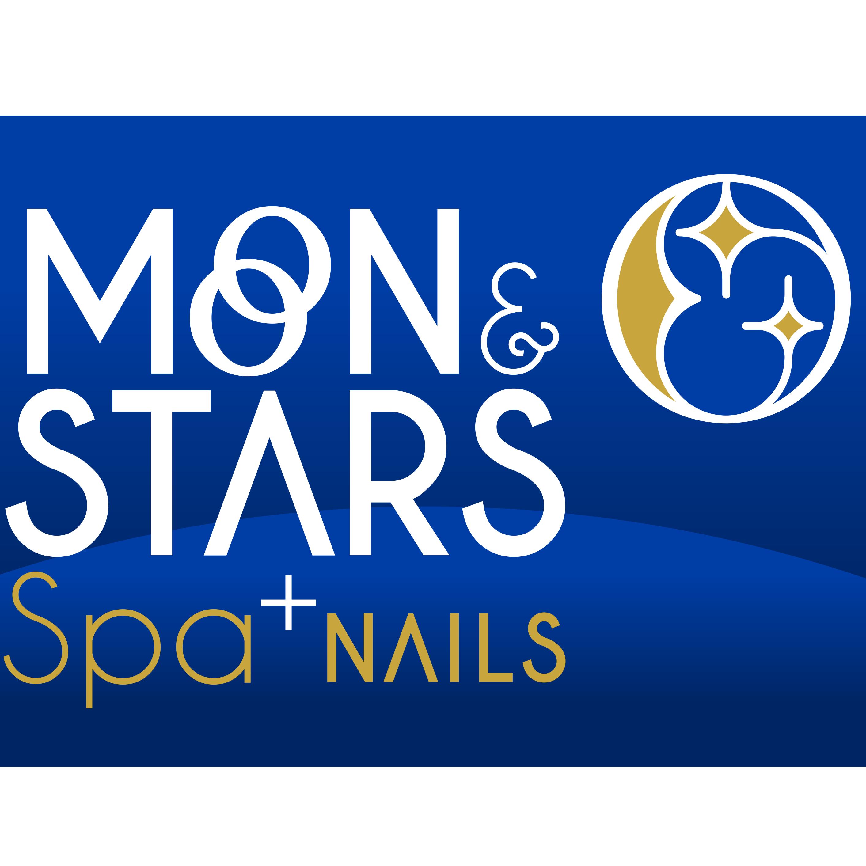Moon and Stars Spa Nails image 1