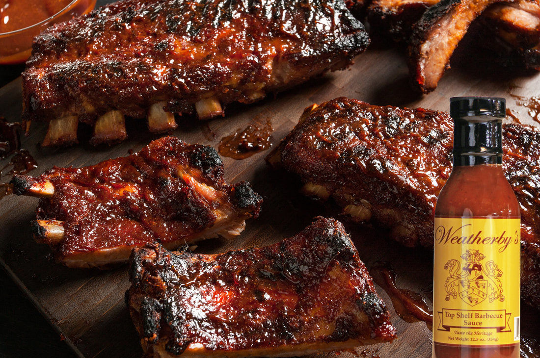 Weatherby Rubs & Sauces image 1