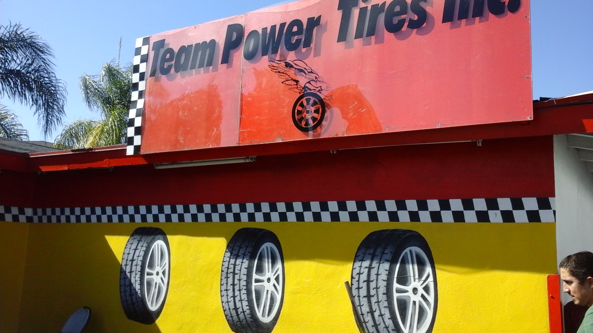 Team Power Tires image 0