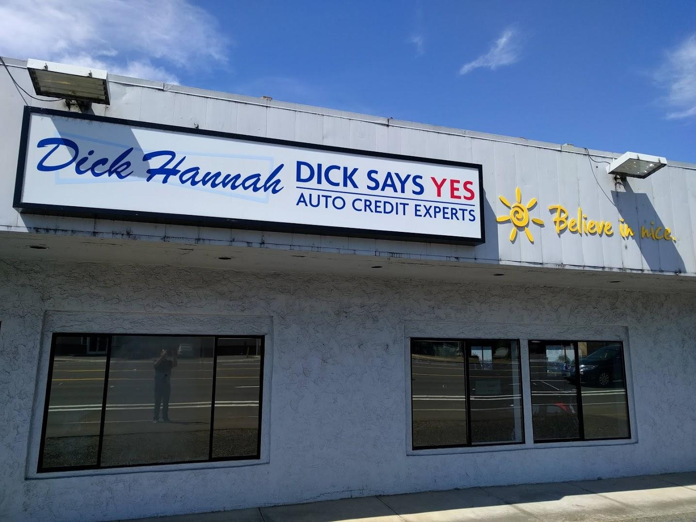 Dick Hannah Dick Says Yes Gladstone image 4