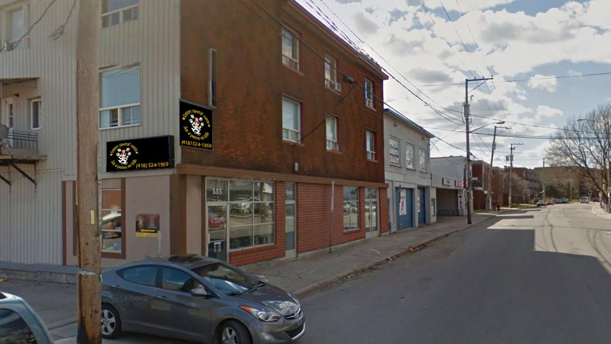 Centre Sportif Canin Enr- Les 4 Pattes en Folies in Québec