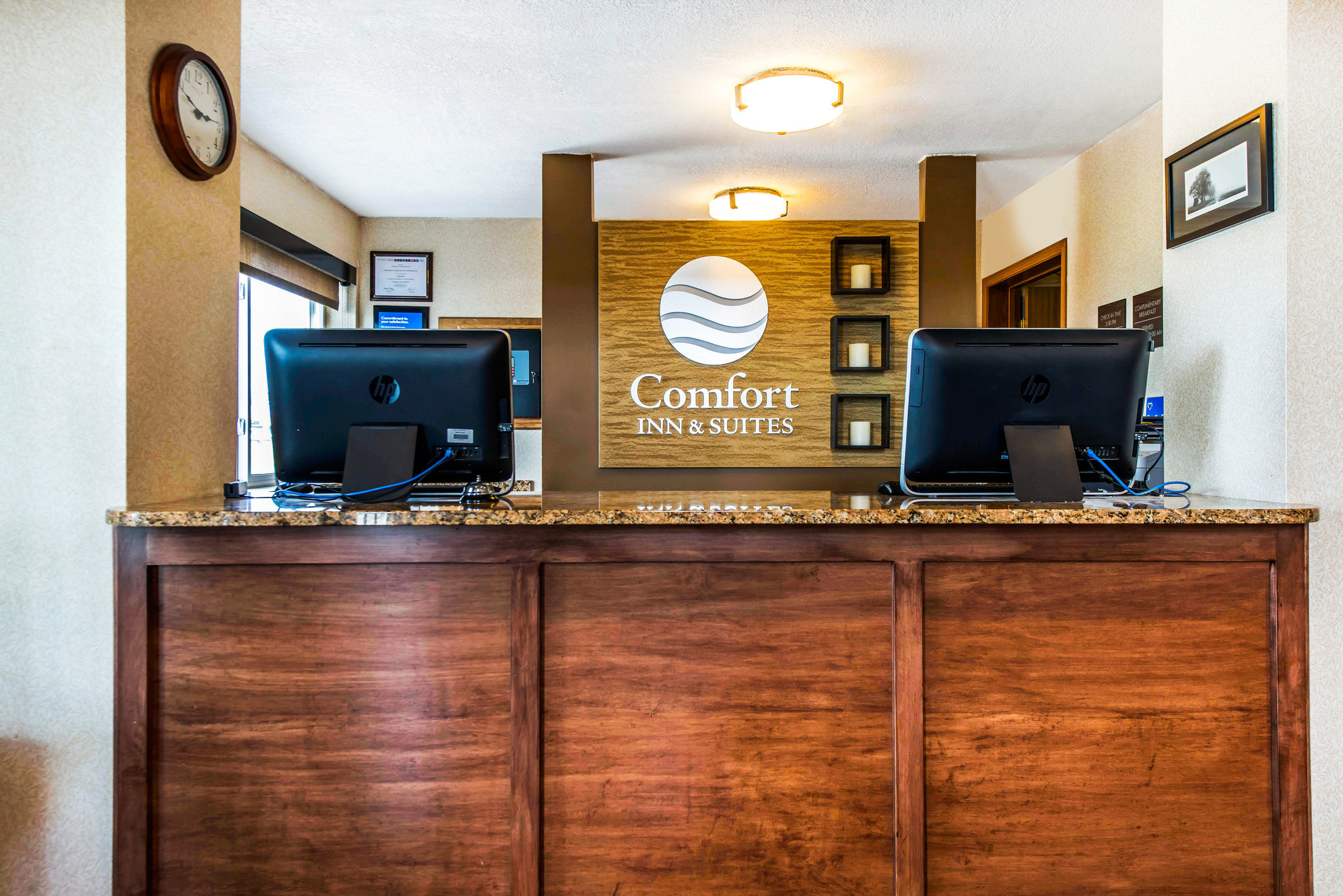 Comfort Inn Amp Suites North In Hays Ks Whitepages