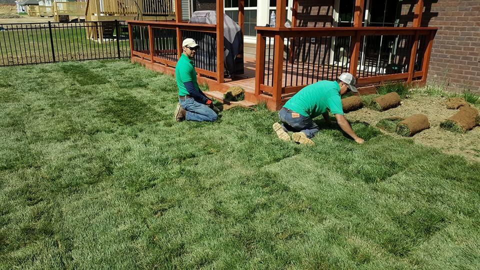 GreenWorks, Lawn, Landscape