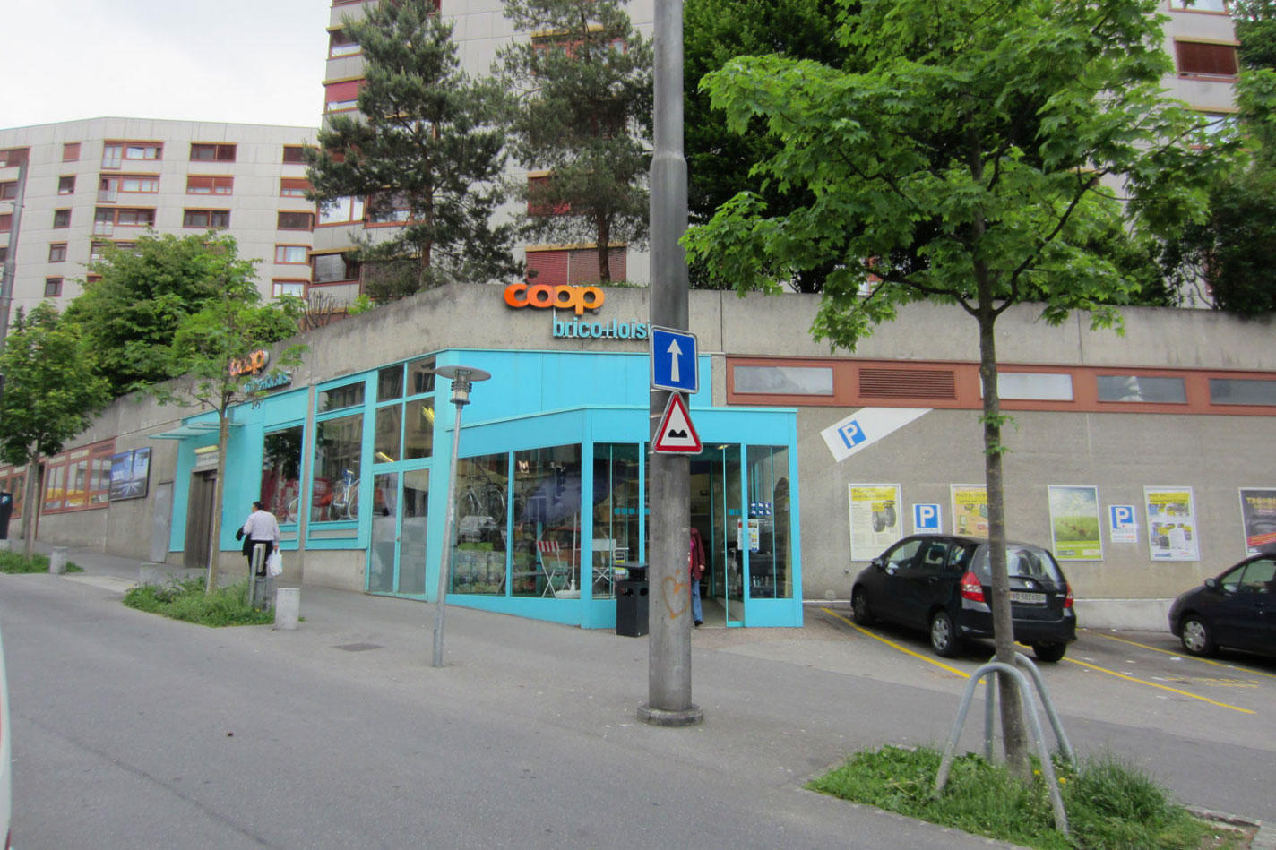 Coop Brico+Loisirs Lausanne Borde