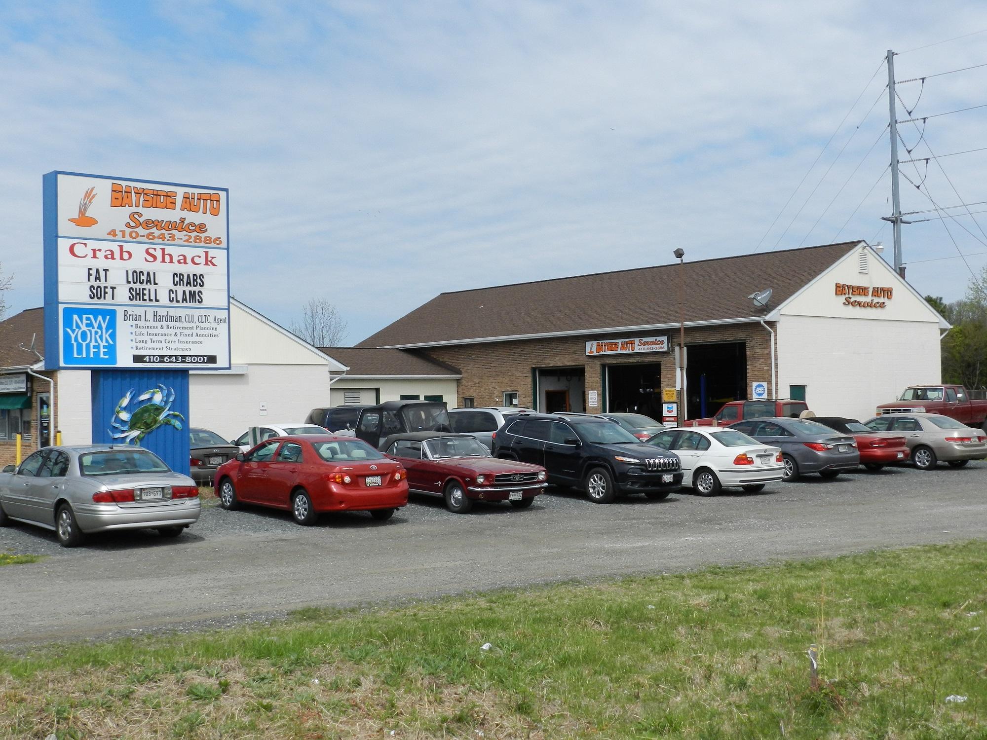 Bayside Auto Service Stevensville Md Company Profile
