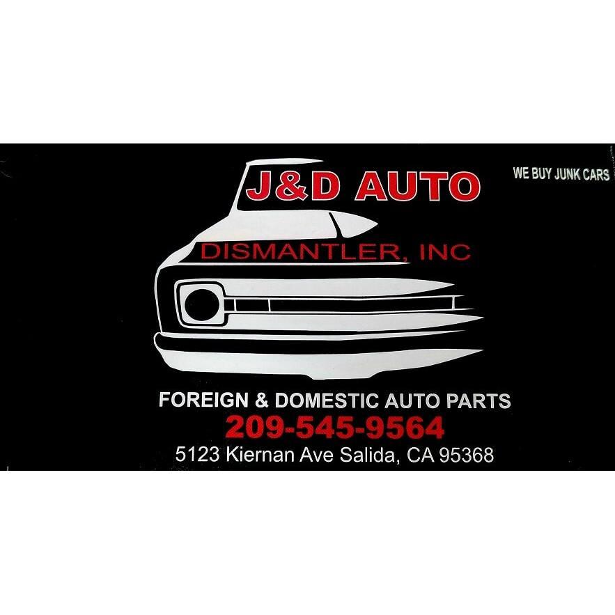 J & D Auto Dismantler Inc.