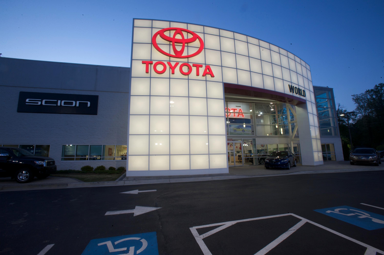 World toyota atlanta ga company page for Toyota motor credit corporation atlanta